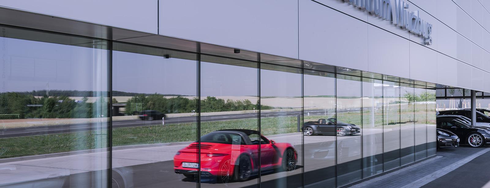 Porsche Zentrum Würzburg Gebrauchtwagen